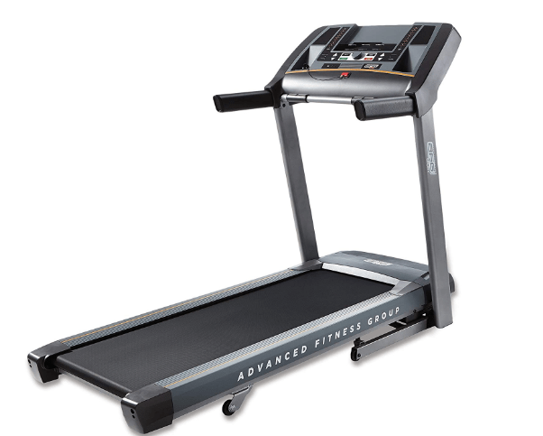 AFG Sport 5.5AT Electric Quiet Treadmill