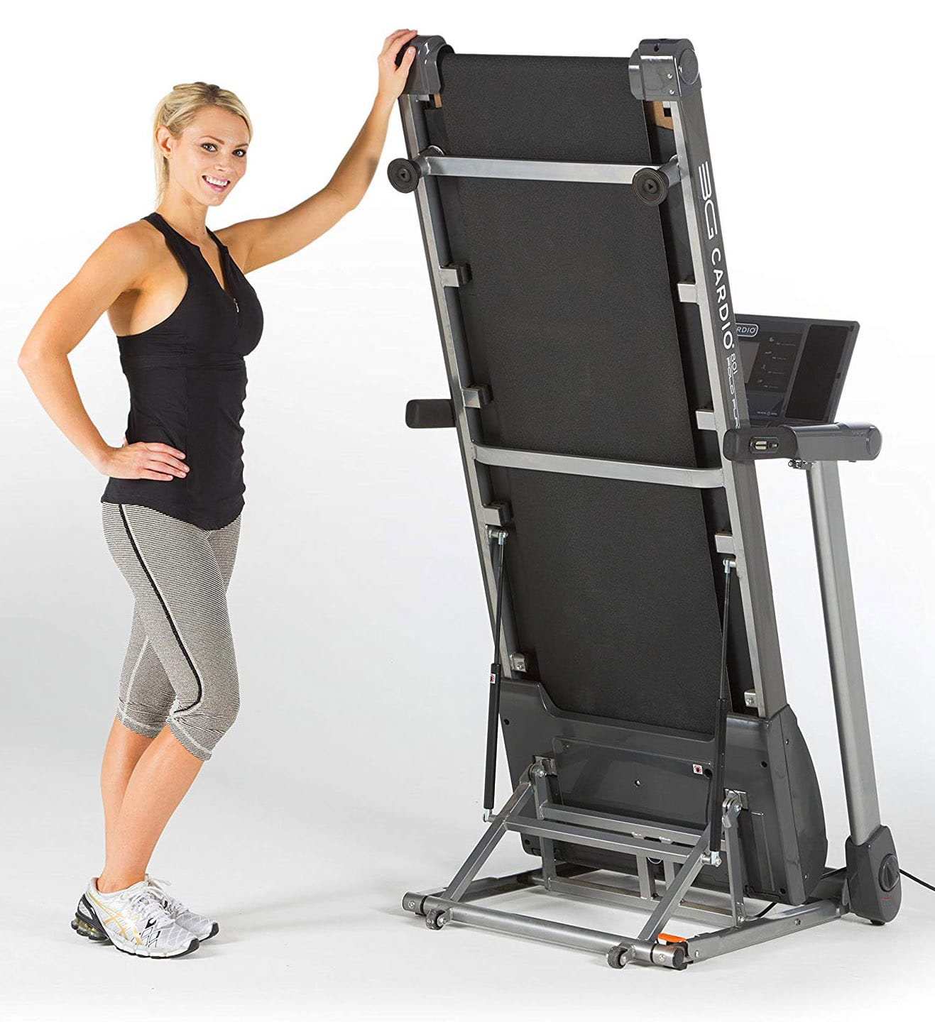 3G Cardio 80i Fold Flat Treadmill reviews