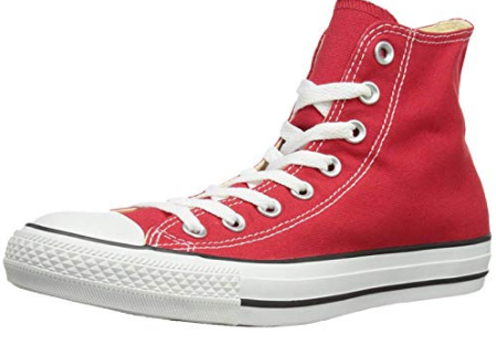 Converse Unisex Chuck Taylor All-Star High –top