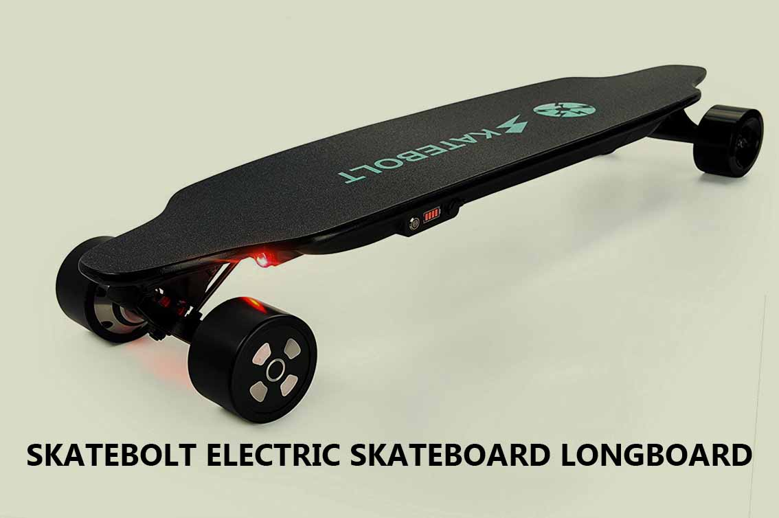 SKATEBOLT Electric Skateboard Longboard