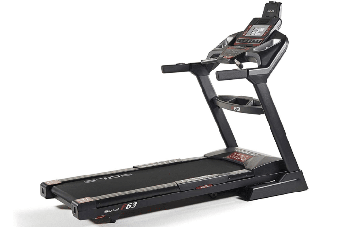 Sole F63 Treadmill Review