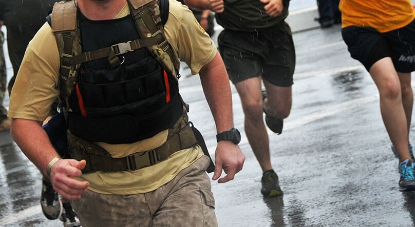 how to use weighted vest properly