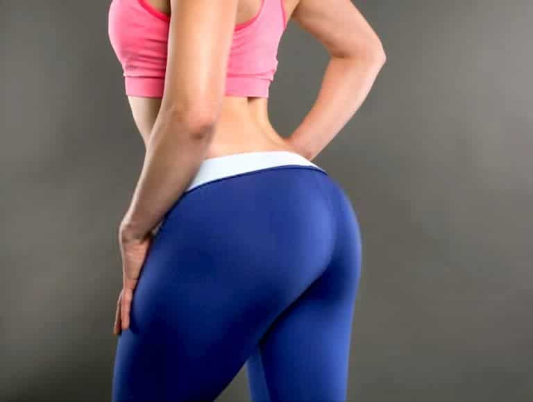 How to get a bigger buttock with exercise at home
