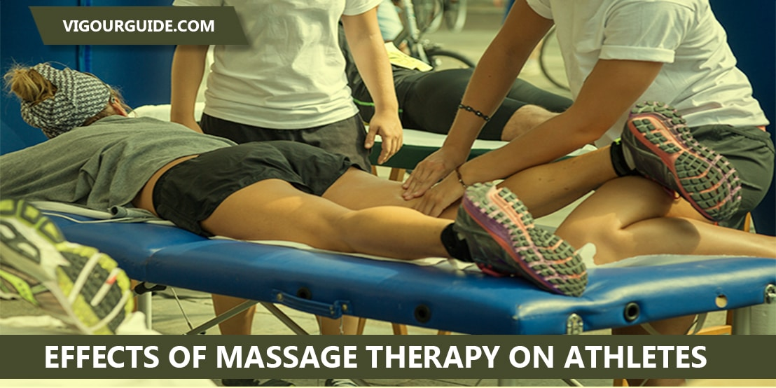 Effects of Massage Therapy on Athletes