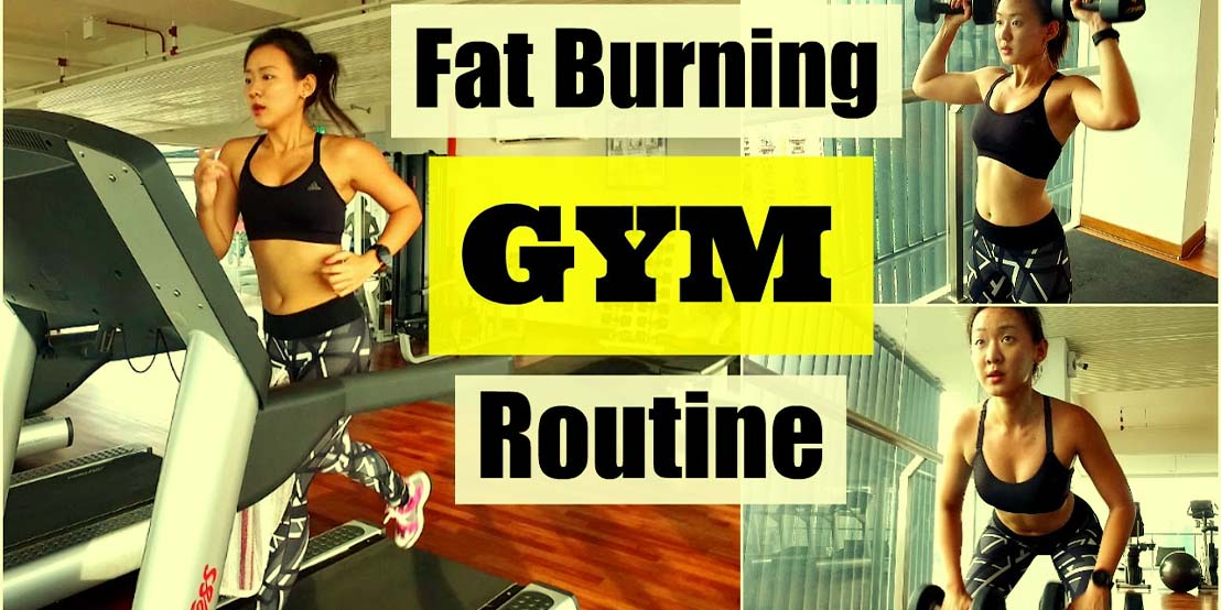 Fat Burning Gym Routine