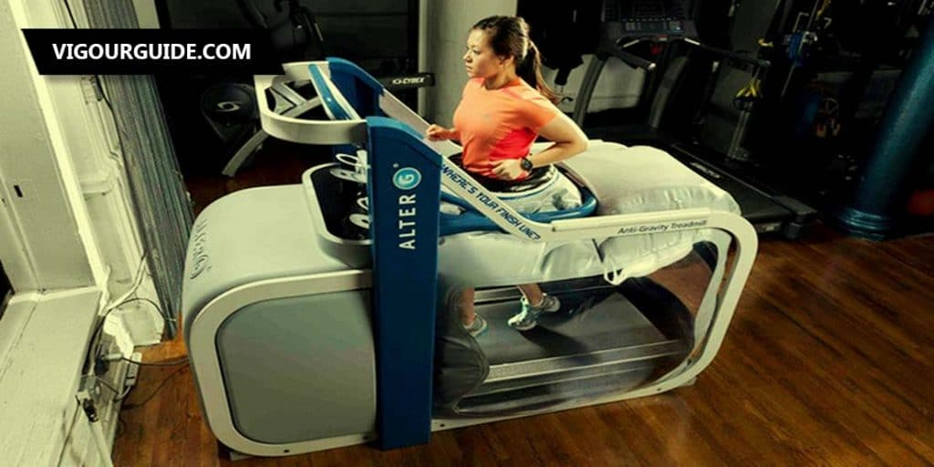 antigravity treadmill