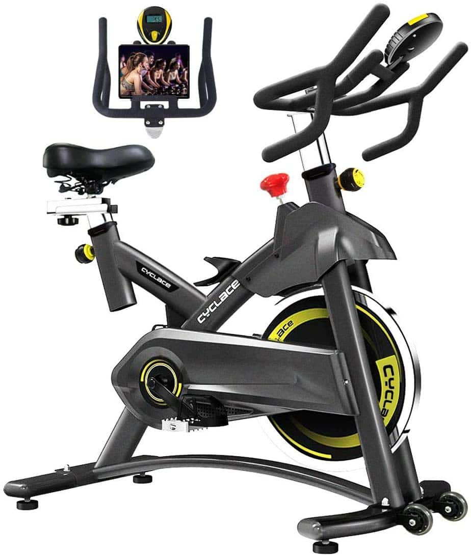 best exercise bike for small space