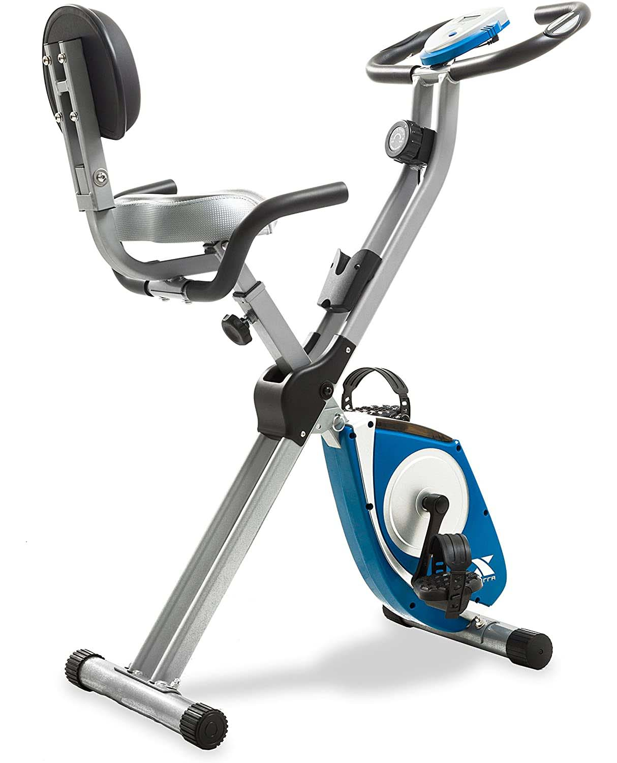 best folding exercise bike for small apartment