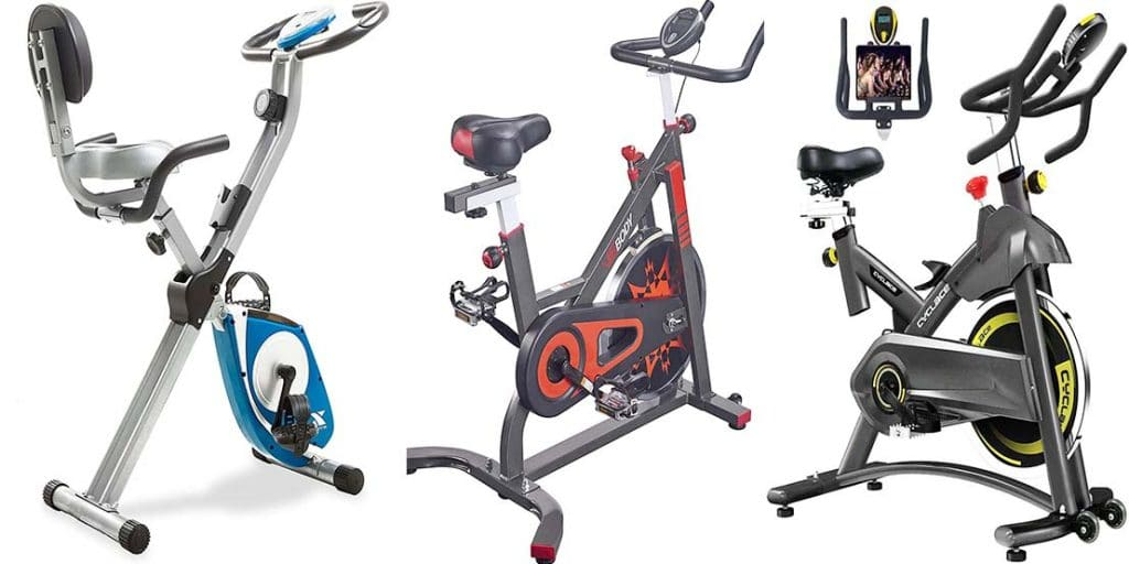 best folding exercise bike for small spaces