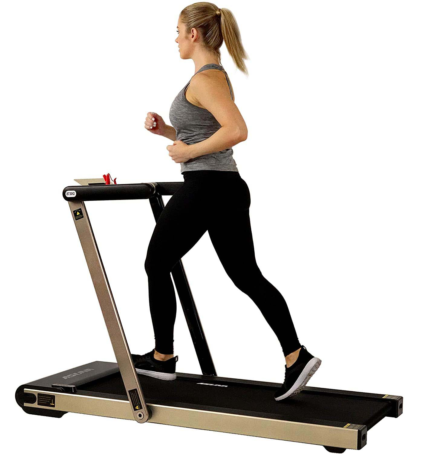 best treadmills for low ceilings