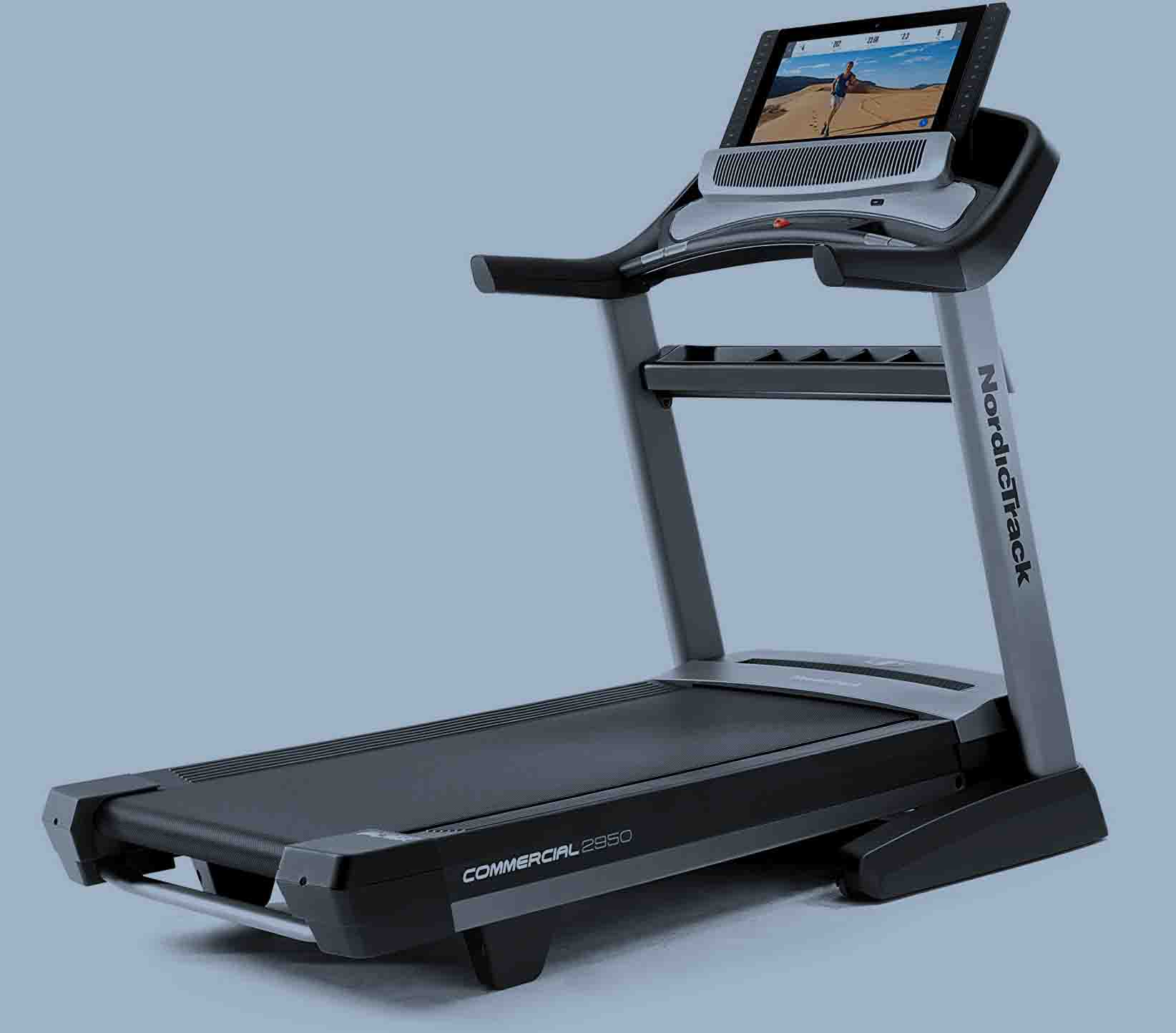 best treadmill for shock absorption