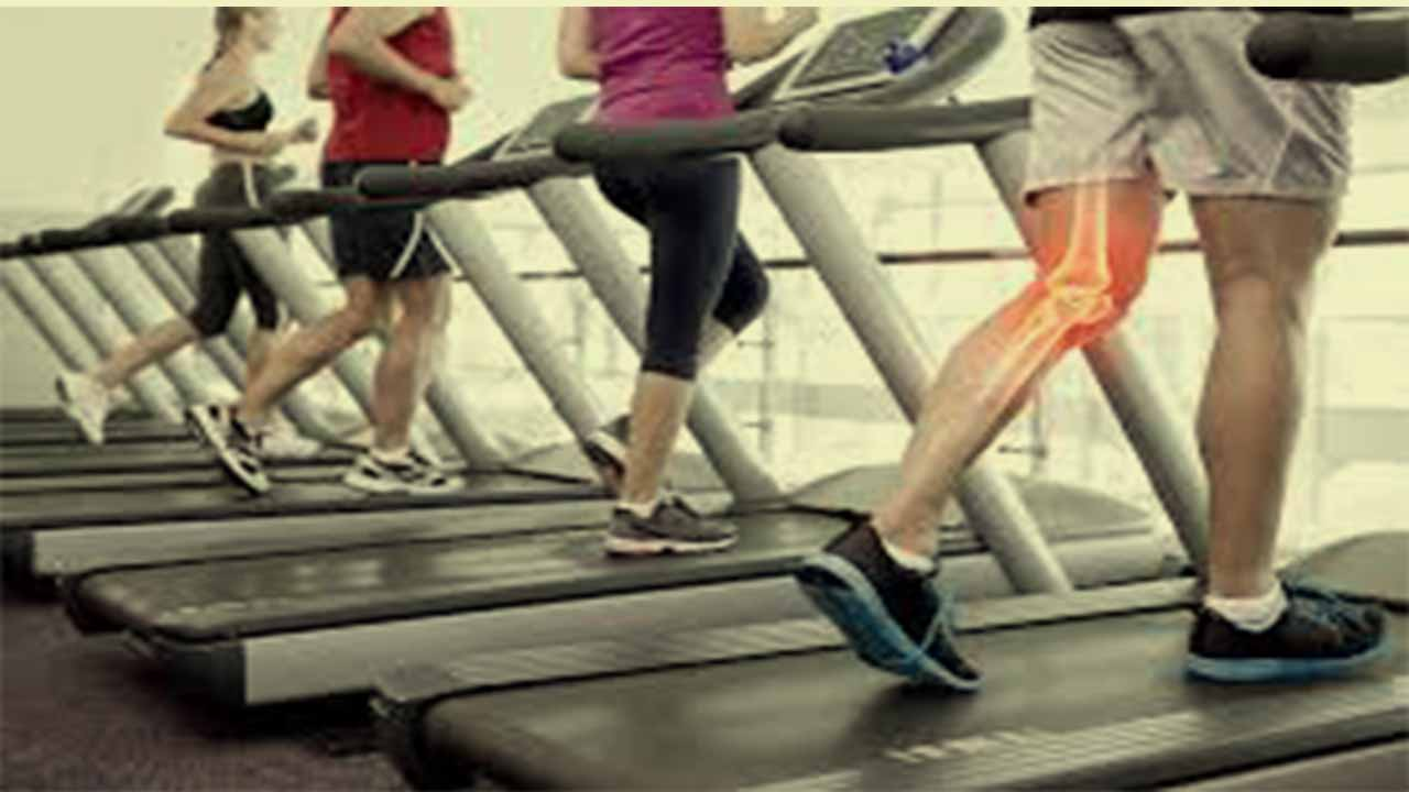 best treadmill for bad knees and joints